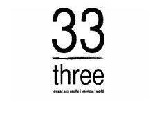 3 under 33 - ACTE Global