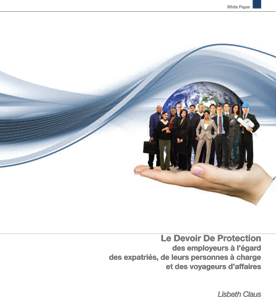 Livre blanc International SOS - Le Devoir de Protection - 2009