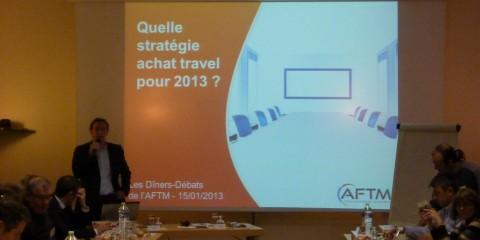 Dîner-débat «Perspective 2013 et stratégie achats aériens »