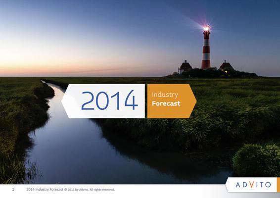 Advito, expert des voyages d'affaires, a publié un nouvel « Industry Forecast » pour 2014