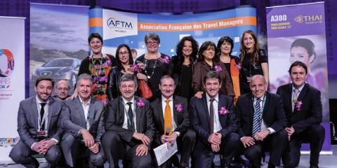 Conseil d'administration et permanence lors de la soirée annuelle AFTM 2013