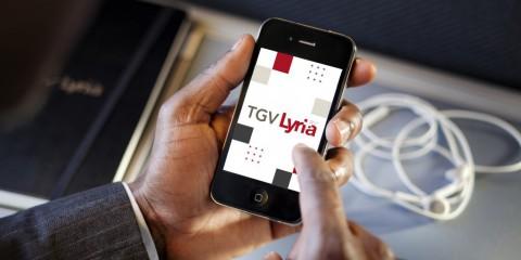 NOUVEAU : TGV Lyria maintenant dans votre poche !