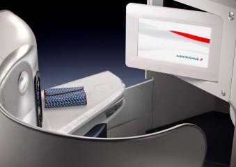Air France dévoile son nouveau fauteuil Business : un cocon en plein ciel