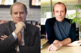 Nouveaux au CA AFTM - Yvan Marx et Michel Roncka