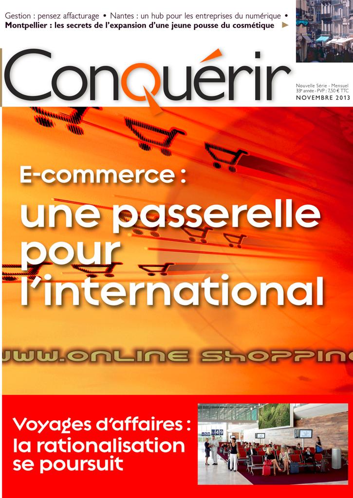 Magazine Conquérir - Novembre 2013 - Travel manager : du voyage à la mobilité