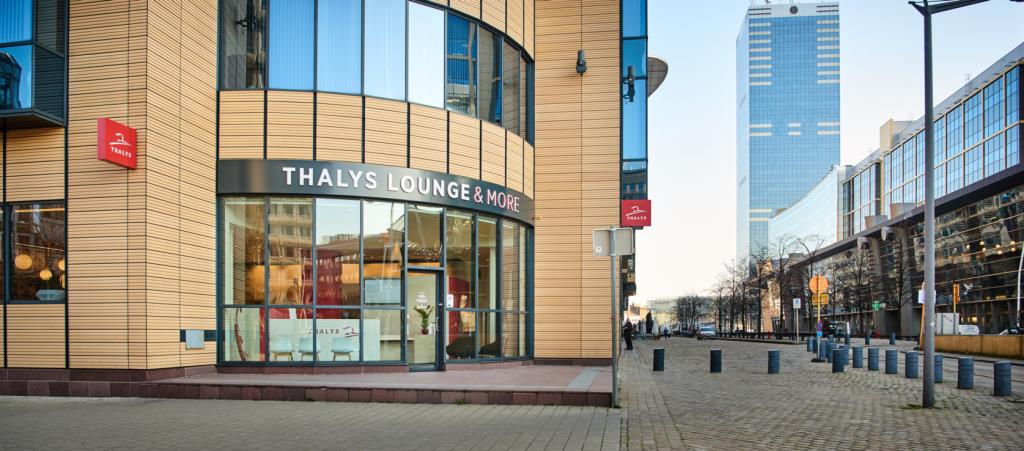 Thalys Lounge&More
