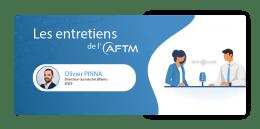 Les Entretiens de l'AFTM : Olivier Pinna, Directeur du Marché Affaires SNCF