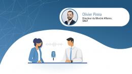 Olivier Pinna : « On espère un retour à la normale mi-2022 »