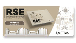 Le nouveau livre blanc de l'AFTM sur la RSE : les points à retenir