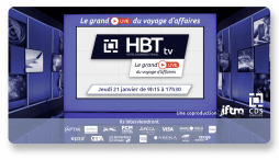 CDS Groupe et l'IFTM Top Resa produisent le Grand Live du Voyage d'Affaires